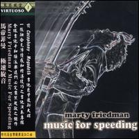 Friedman, Marty: Music for speeding
