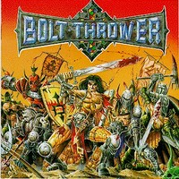 Bolt Thrower: War master
