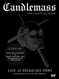 Candlemass: Documents of doom
