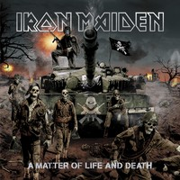 Iron Maiden : A Matter Of Life And Death -picture disc-