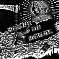 V/A: Metal on metal II - Finnish heavy metal revolution