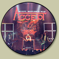 Accept: Restless And Wild -Picture Disc-