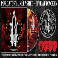 At The Gates : Purgatory unleashed - Live at Wacken -limited