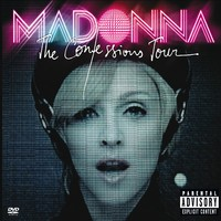 Madonna: Confessions Tour -dvd+cd-