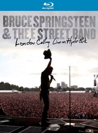 Springsteen, Bruce: London calling - live in Hyde Park
