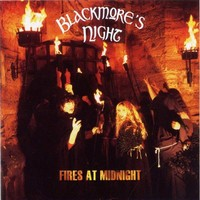 Blackmore's Night: Fires at midnight -re-issue