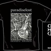 Paradise Lost : Faith divides us - Death unites us