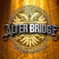 Alter Bridge: Live From Amsterdam - dvd/cd -