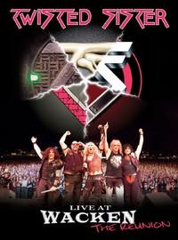 Twisted Sister: Live at Wacken -dvd+cd