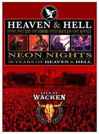 Heaven & Hell: Neon nights - live at Wacken