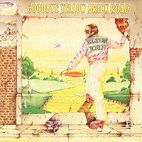 John, Elton : Goodbye yellow brick road