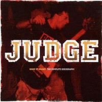 Judge: What it meant - the complete discography