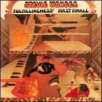 Wonder, Stevie: Fulfillingness' first finale
