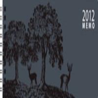 Ajasto: Memo Eko 2012 (musta)