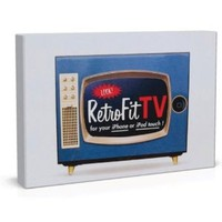 Chronicle Books: RetroFit TV