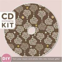 Akazawa, Aya: CD Packaging Kit - Candy Orchards: DIY: Turn Your Music and Photo CDs Into Instant Gifts