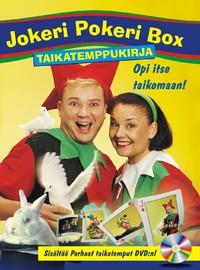 Aalto, Simo: Jokeri Pokeri Box - Taikatemppukirja