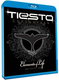 Dj Tiesto: Copenhagen (elements of lifeworld tour)