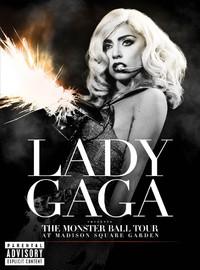 Lady Gaga: Monster ball tour at Madison Square Garden
