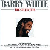 White, Barry: The collection
