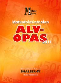 Laatikainen-Mattsson, Päivi: Matkatoimistoalan alv-opas 2011