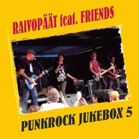 Raivopäät: Punkrock jukebox 5