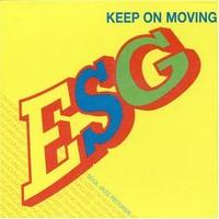 ESG: Keep on moving