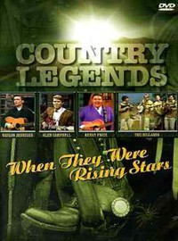 V/A: Country Legends-When They Were Rising Stars