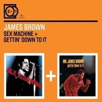 Brown, James: Sex machine / Gettin' down to it