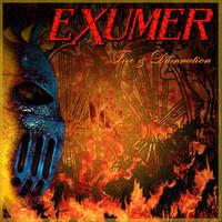 Exumer: Fire & damnation