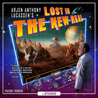 Lucassen, Arjen Anthony: Lost in the new real -mediabook