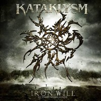 Kataklysm: Iron will: 20 years determined -2dvd+2cd