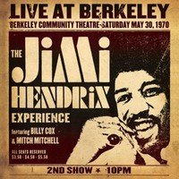 Hendrix, Jimi: Live at Berkeley
