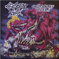 Concrete Sox: Whoops Sorry Vicar -reissue