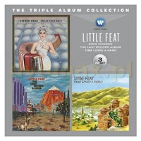 <b>Little Feat</b> : Dixie Chicken / The Last Record Album / Time Loves A ...