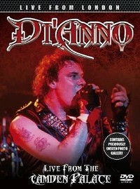 Di'Anno, Paul: Live From London - Live From The Camden Palace