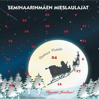Seminaarinmäen Mieslaulajat: Pienimuotoinen pikku joulukalenteri
