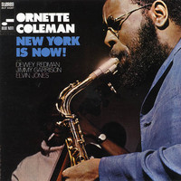 Coleman, Ornette: New York Is Now!