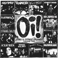 V/A: Oi! This Is Streetpunk! Volume Two