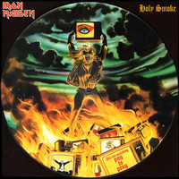 Iron Maiden : Holy Smoke -Picture Disc-