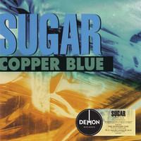 Sugar: Copper blue