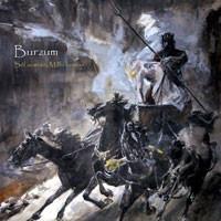 Burzum: Sol Austan, Mani Vestan -digipack