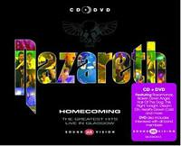 Nazareth: Homecoming - The Greatest Hits Live In Glasgow -cd+dvd