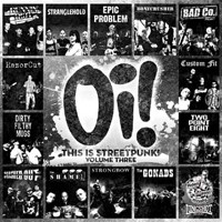 V/A: Oi! This Is Streetpunk! Volume Three