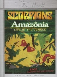 Scorpions: Amazonia: Live In The Jungle