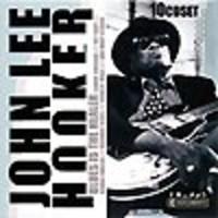 Hooker, John Lee: Blues Is The Healer