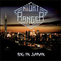 Night Ranger: Big In Japan -digipack