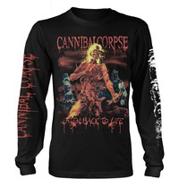 Cannibal Corpse : Eaten back to life