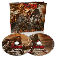 Kreator: Dying alive