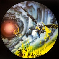Iron Maiden: Flight Of Icarus -Picture Disc-